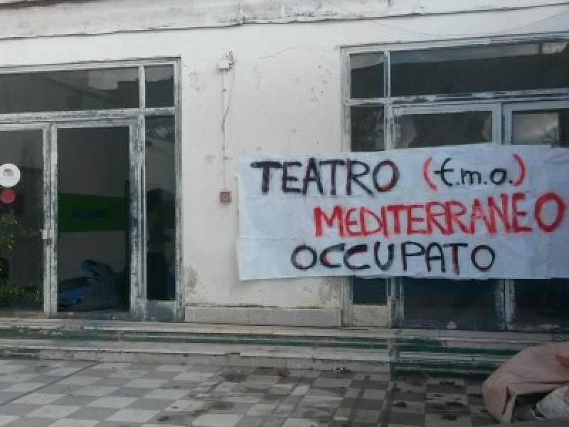 sciopero precari teatro