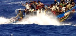 naufragio barcone, barcone naufraga, libia, naufragio barcone morti, dieci morti naufragio, trenta dispersi, migranti morti naufragio