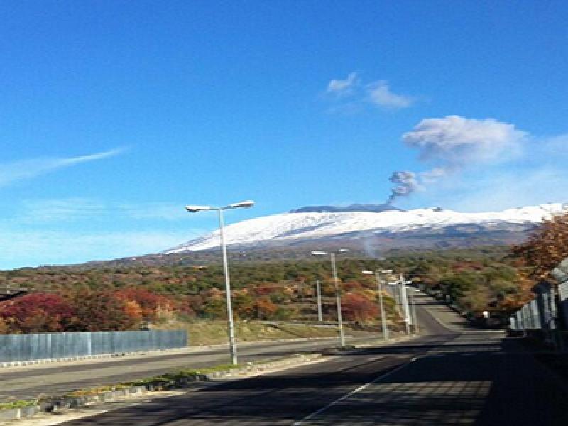 etna eruzione del 14 dicembre