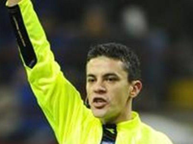 Arbitro Candussio Carpi-Palermo