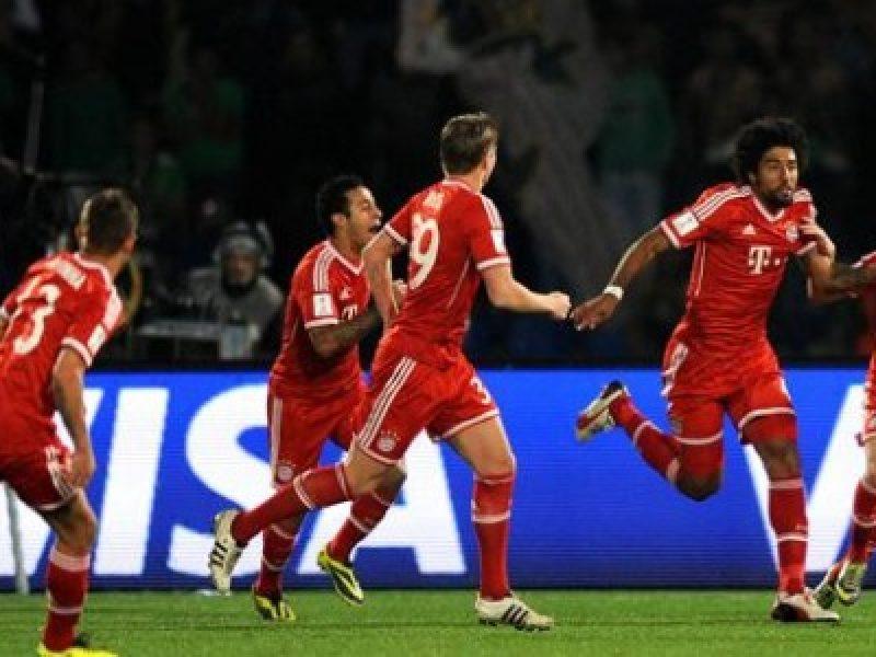 Bayern Monaco vince il Mondiale per Club 2013
