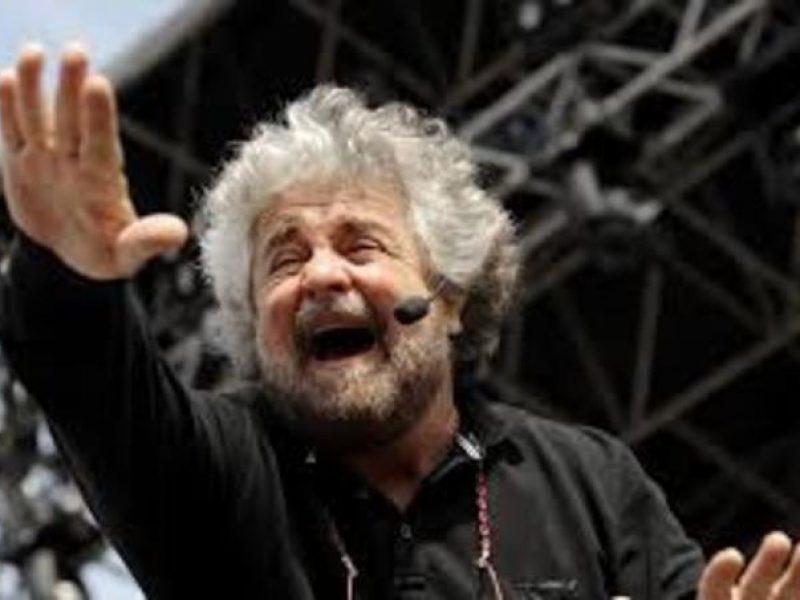 Beppe Grillo liste proscrizione giornalisti