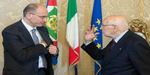 La fiducia si voterà l'11 dicembre | Arriva l'accordo tra Napolitano e Letta