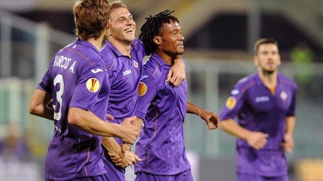 La Fiorentina chiude in bellezza   Un Cuadrado in serata abbatte il Dnipro