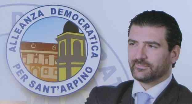 Arrestato Eugenio Di Santo, sindaco di Sant'Arpino | L'accusa è di tentata concussione