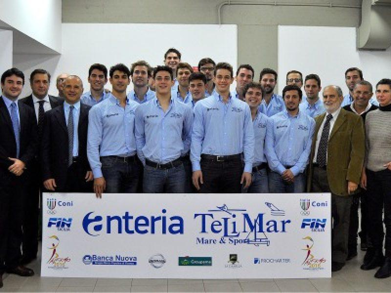 Anteria Telimar Palermo pallanuoto conferenza stampa