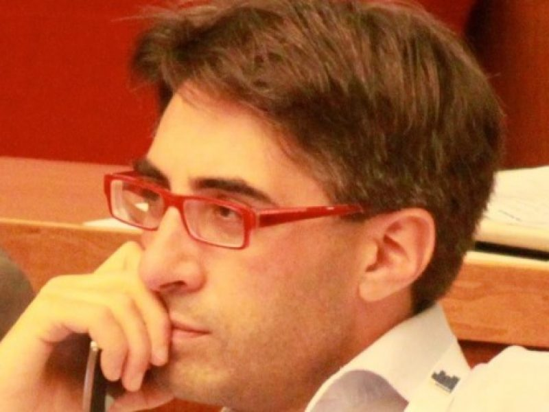 Giacomo D'Arrigo direttore Agenzia nazionale giovani