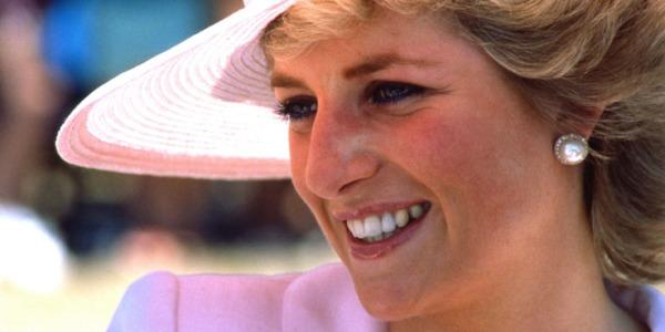 Lady Diana vista da Umberto Pizzi. Le foto d'archivio