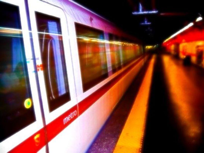 cagliari scontro tra due treni in metro, calgiari trenta contusi in scontro tra treni, scontro tra treni in metrò a cagliari 30 contusi, 30 passeggeri contusi a cagliari