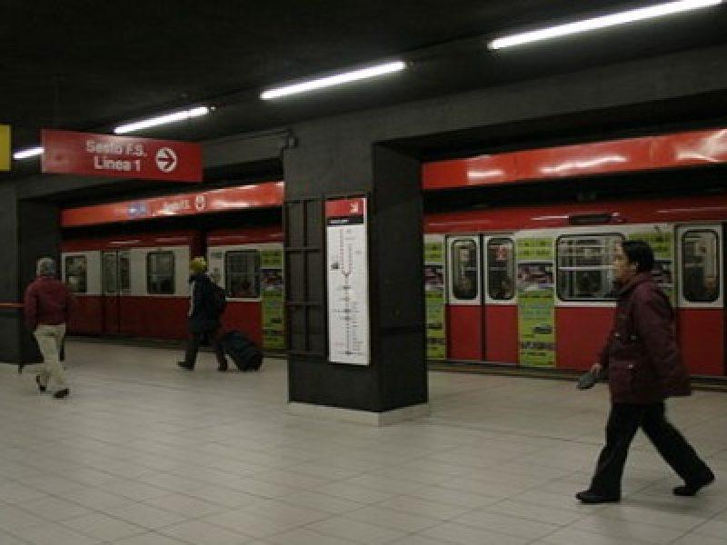 flash mob metropolitana di roma metro roma