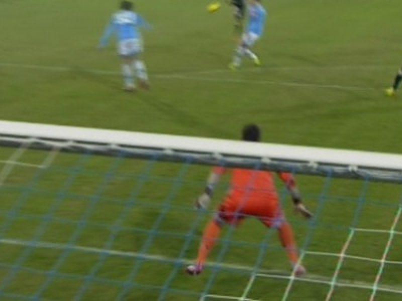 Napoli Udinese 3-3 gol di Fernandes