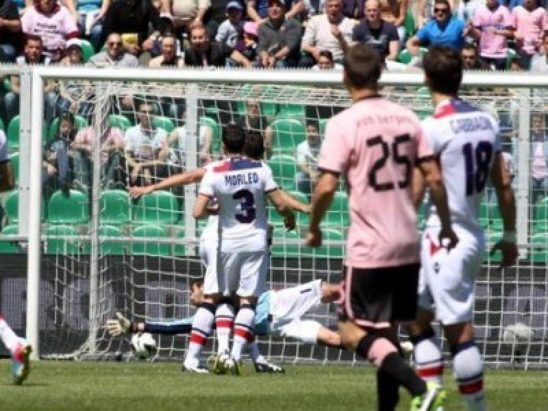 palermo-Bologna 1-1 sotto indagine della Procura di Cremona. Calcioscommesse