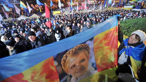 Ucraina presa d'assedio dai manifestanti | Bloccati i principali edifici pubblici di Kiev