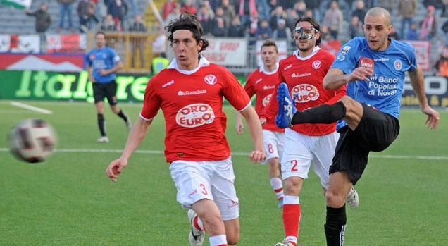 Varese-Novara si giocherà il 19 gennaio alle 12:30