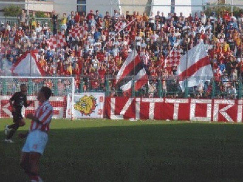 Vittoria rinuncia alla partita con lo Scordia per 3500 euro