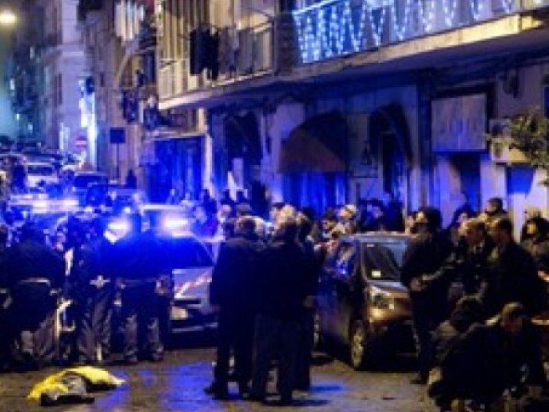 omicidio forcella morto castellano