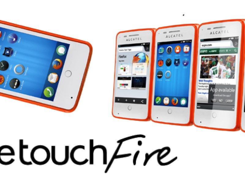 firefox os one touch fire tim lancio nuovo smartphone