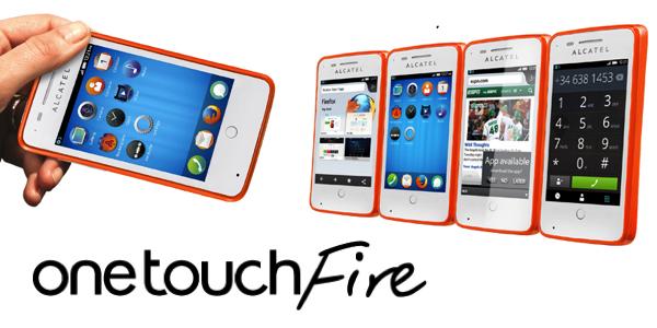 Alcatel One Touch Fire: Tim presenta in Italia il primo smartphone con Firefox OS