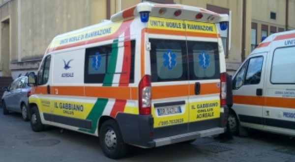 Incidente stradale in provincia di Lecce | Un uomo è morto e la moglie è ricoverata