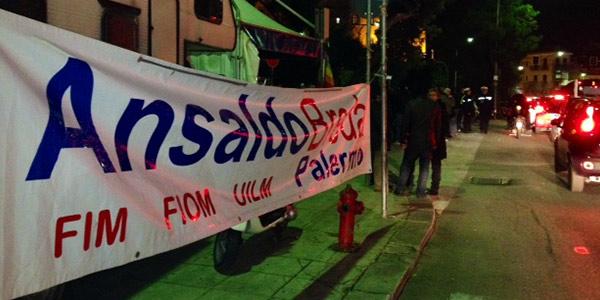 AnsaldoBreda, le promesse di Crocetta | Una lettera a Letta e un tavolo nazionale il 27 dicembre
