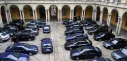 auto blu anti casta, regione siciliana, spending review