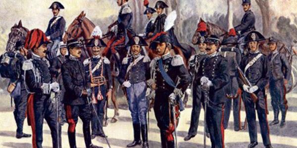 Ecco il calendario storico dell'Arma dei Carabinieri/FOTO