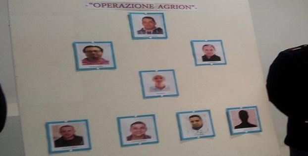 Otto arresti al clan della Noce, fermato il nuovo capo mafia | Martellate, estorsioni e violenza contro gli imprenditori /FOTO
