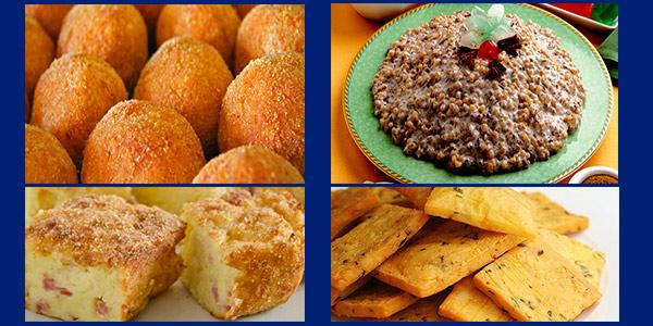 Cosa si mangia per santa lucia tutte le ricette per il 13 - Cosa mangia un cucciolo di talpa ...