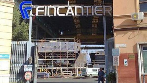 Fincantieri, operai in sciopero a Palermo: corteo in città