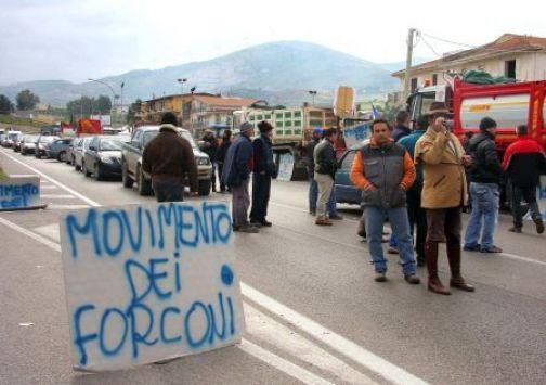 Forconi, ecco la lista dei presìdi e delle manifestazioni