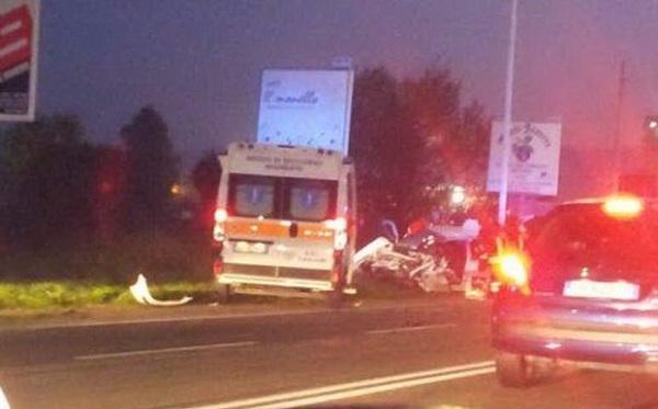 Cagliari, scontro tra un'auto e un furgone | Muoiono due ventenni di Quartu Sant'Elena