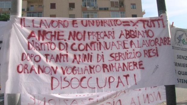 Sei mesi di proroga per i precari della sanità siciliana | Confermato il sit in di lunedì davanti all'assessorato