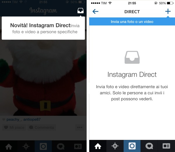 instagram direct chat screenshot iphone messaggi kevin systrom