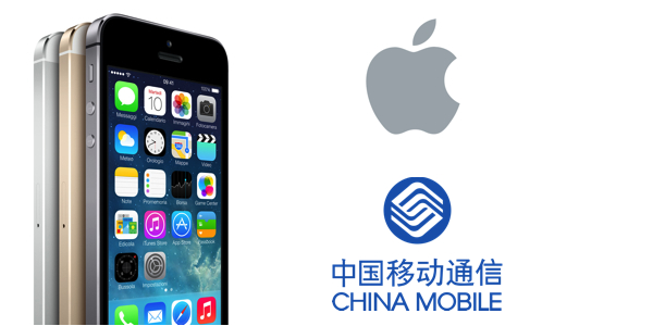 Apple e China Mobile firmano l'accordo per la distribuzione di iPhone