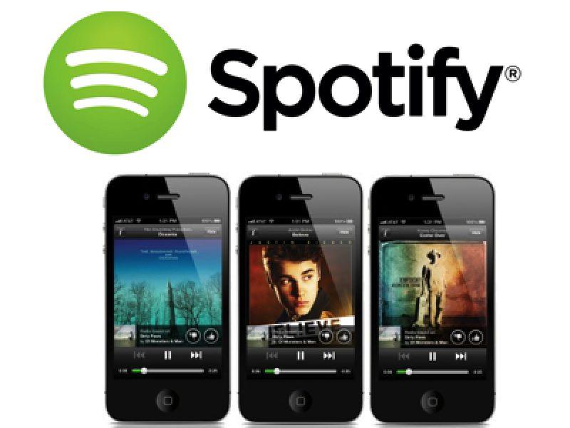 spotify record quota 40 milioni utenti attivi