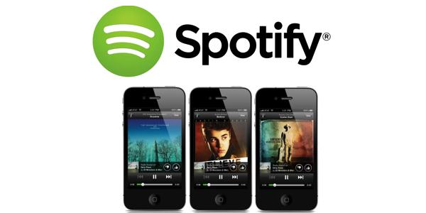 Spotify gratis per gli smartphone