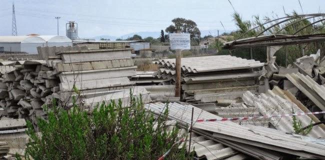 Regione Siciliana: Piano amianto, altro passo in avanti per ok finale