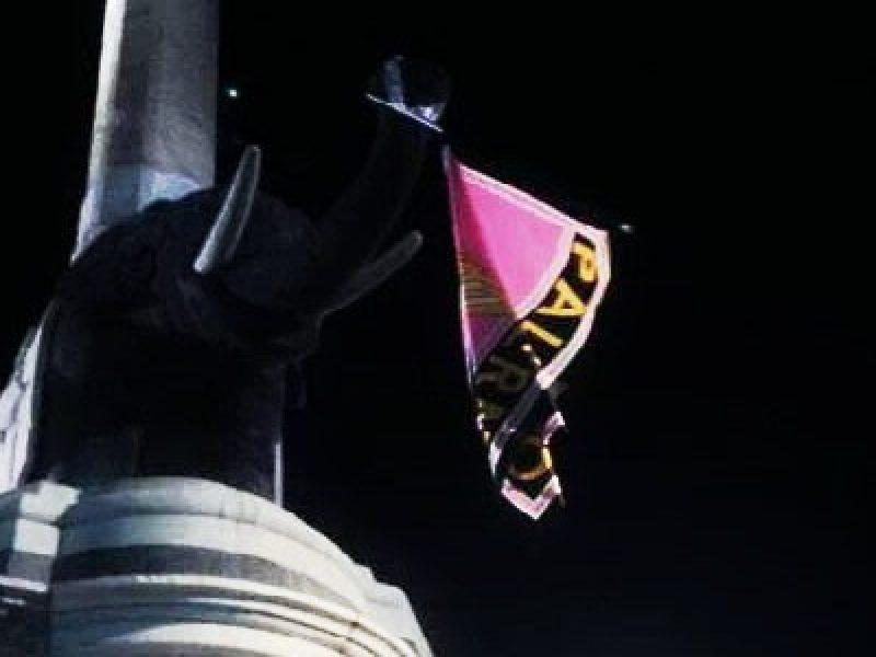 liotru catania bandiera palermo rosanero