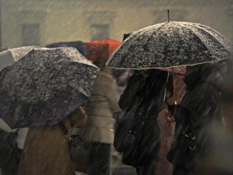 maltempo sicilia previsioni weekend di pioggia temporali palermo messina