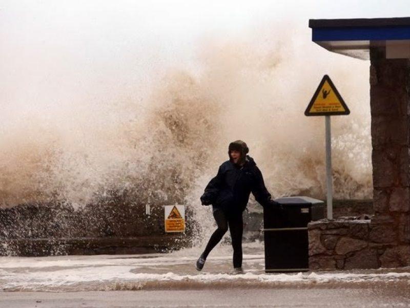 maltempo nord europa, tempesta xaver, vittime, polonia, svezia