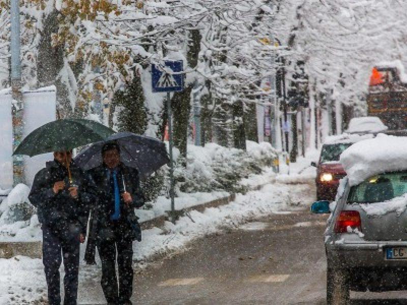 maltempo in italia per tutta la settimana previste forti nevicate