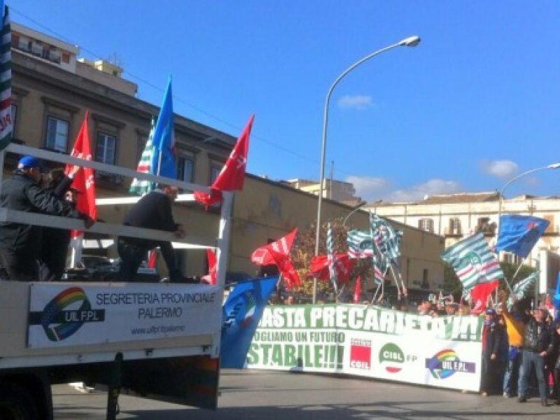 sicilia precari emendamento salva-precari legge di stabilità ddl regionale