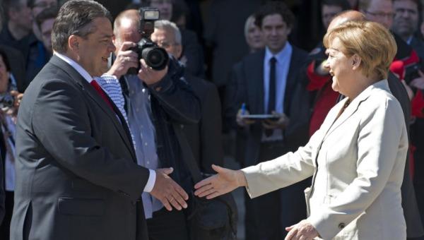Via libera alla Grosse Koalition a Berlino | Angela Merkel verso il terzo mandato da Cancelliere