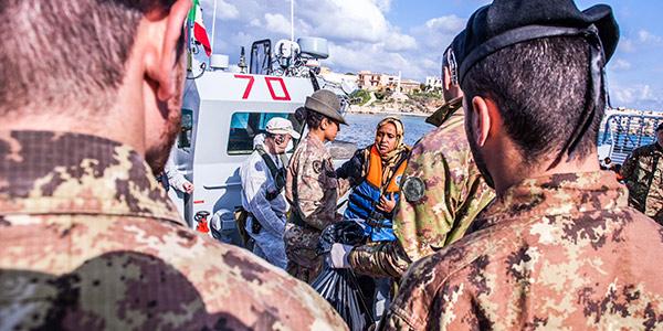 Non si fermano i viaggi della speranza | 351 migranti sbarcano a Lampedusa