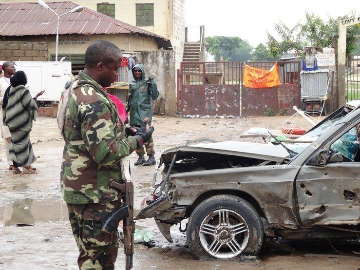 Nigeria, rapito un tecnico catanese: | sarebbe nelle mani di un gruppo di guerriglieri