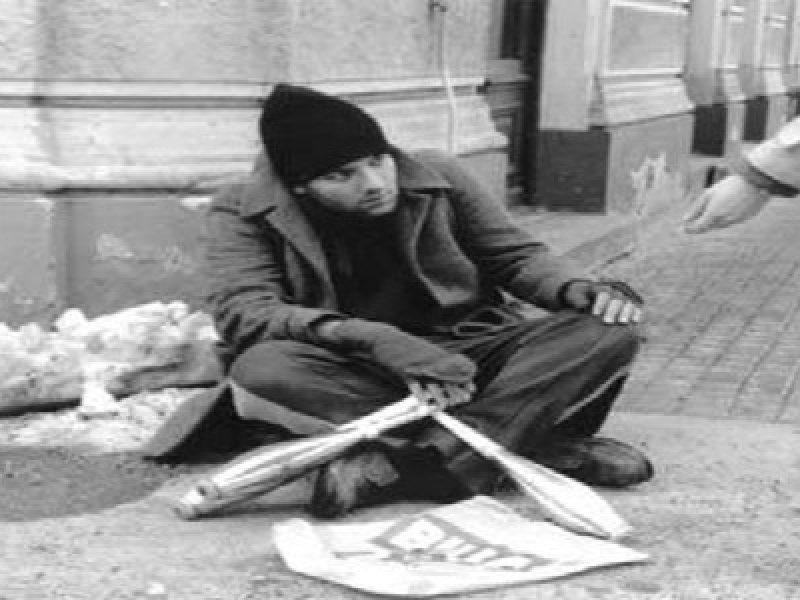 aumento della povertà in italia