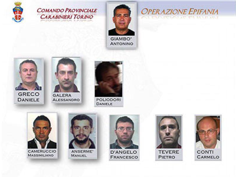 operazione-epifania-13-arresti-carabinieri-torino
