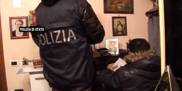 Camorra, arrestata la moglie di Vallanzasca| Sgominata una banda di usurai e estorsori/VIDEO