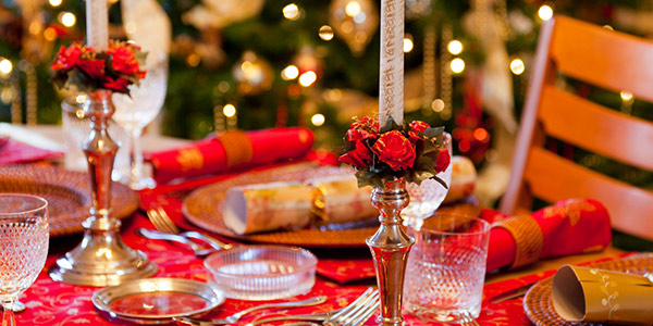 Il menu per il pranzo di Natale