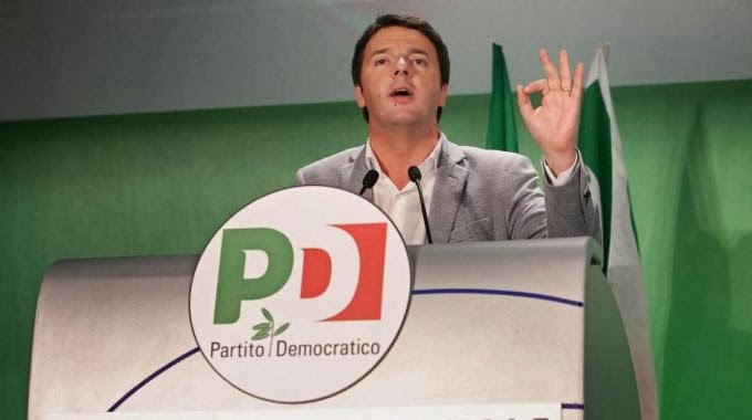 Renzi presenta la nuova squadra del Pd /FOTO   Il siciliano Faraone al Welfare e Scuola